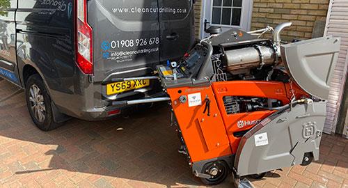 Floor Sawing Buckinghamshire