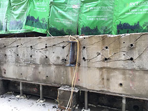 Hydraulic Bursting